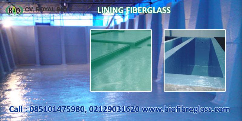 Produk Lining Fiberglass