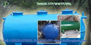 Tangki IPAL   Pembuatan Tangki IPAL WWTP