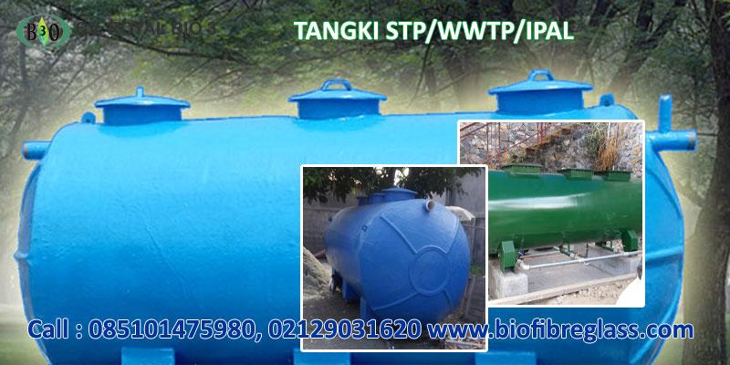 Tangki IPAL | Pembuatan Tangki IPAL WWTP